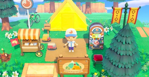 Animal Crossing hosts are holding swap meets, a brilliant idea