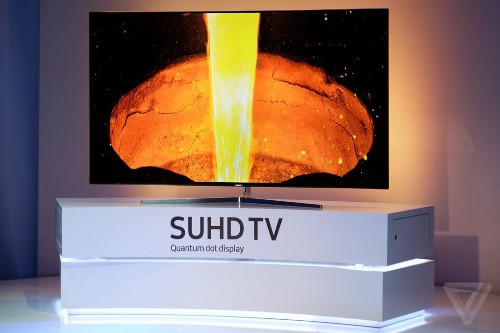 Samsung's new TVs are sleek hubs for your smart home