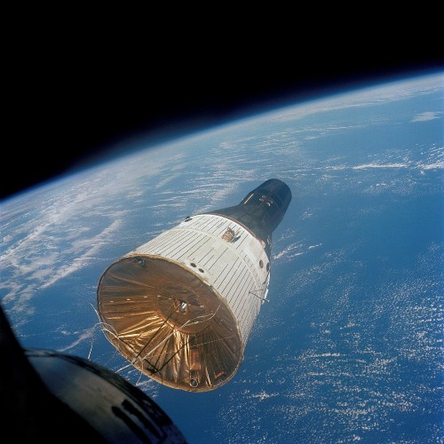 Gemini: the spacecraft that paved the way to the Moon