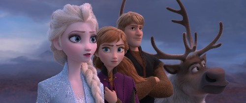 Costume design for animated movies is ridiculously difficult. The team behind Frozen 2 explains why.