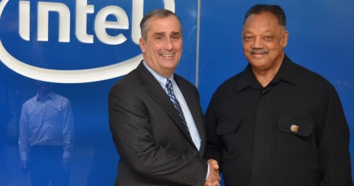 Here's Jesse Jackson's Plan for Diversity in Silicon Valley