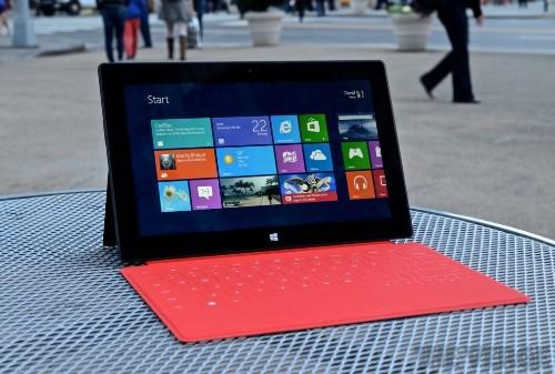 Microsoft's Surface RT tablets won't get Windows 10