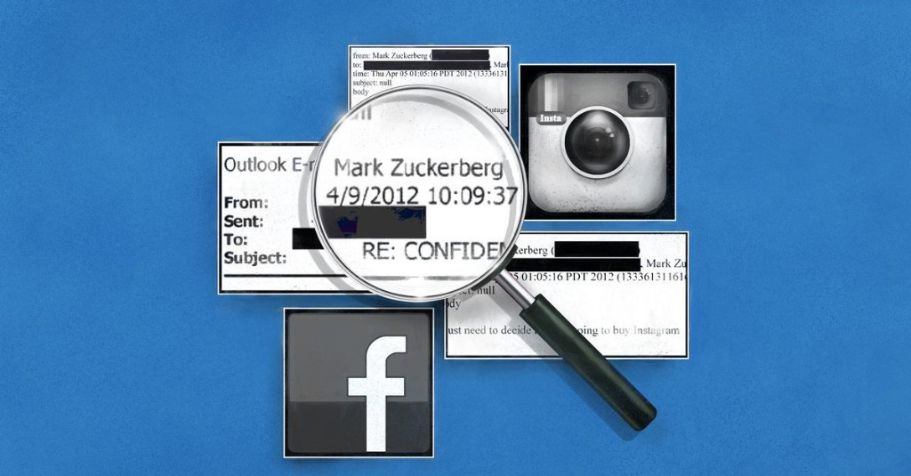 """Instagram can hurt us"": Mark Zuckerberg emails outline plan to neutralize competitors"