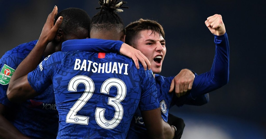 Billy Gilmour changes his Chelsea shirt number in wake of Batshuayi loan exit