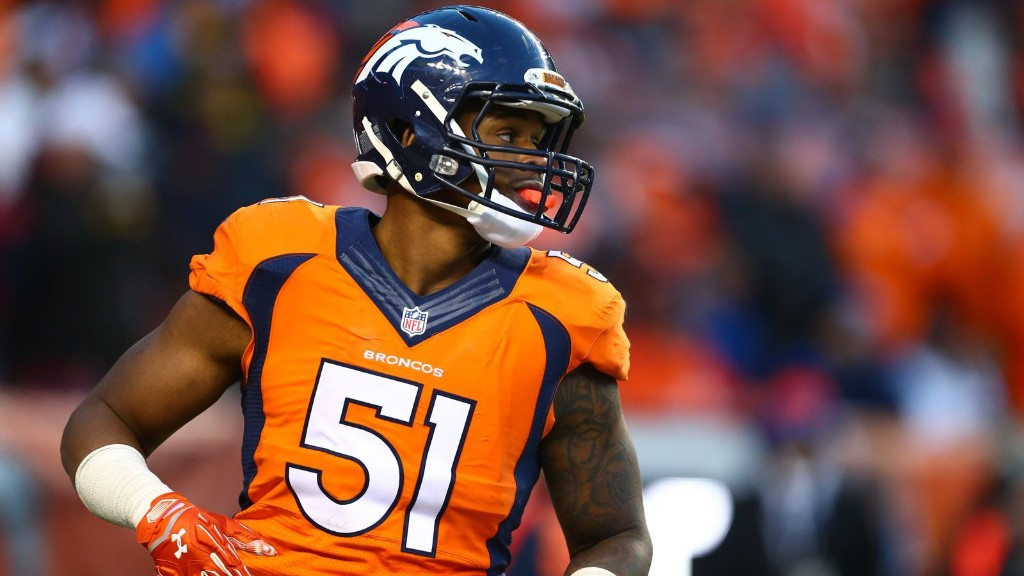 Can Todd Davis replace Danny Trevathan?
