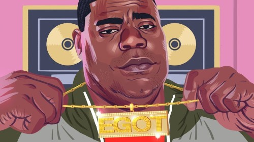 How '30 Rock' Made Tracy Morgan's Fake Award Into a Real-Life Goal
