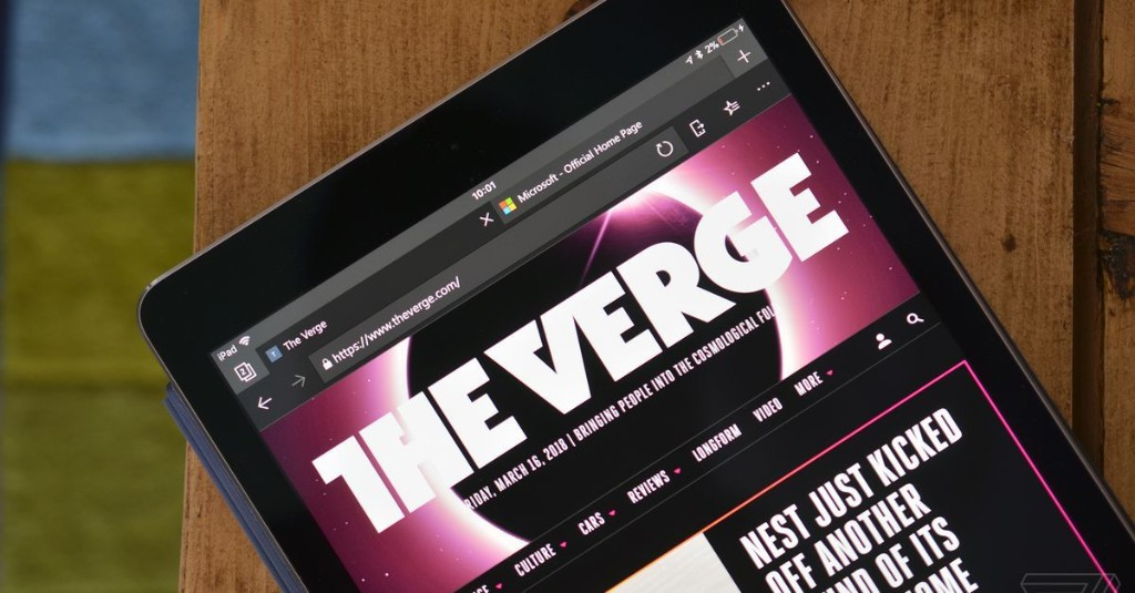 The Verge cover image