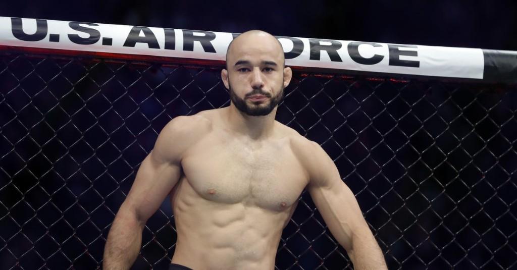 UFC contender Marlon Moraes calls out former champions Dominick Cruz and Cody Garbrandt