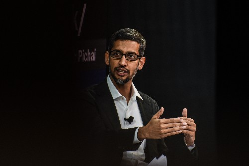 Google's appearance before Congress will mark a turning point for its CEO
