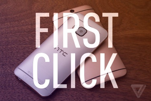 First Click: the new HTC is such a letdown