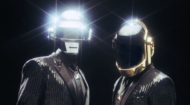 Daft Punk's 'Get Lucky' breaks Spotify streaming records, tops iTunes charts