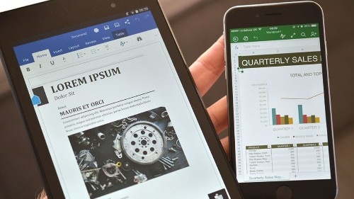 Office for Android tablets preview now available to download