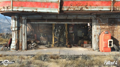 Fallout 4 is real, and it's coming to Xbox One, PS4, and PC