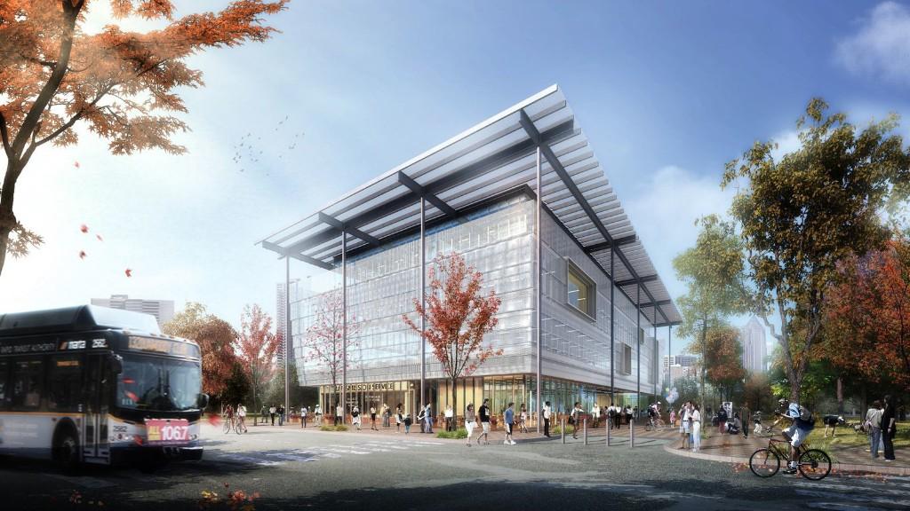 'Atlanta's first park-oriented development,' Harp Transmission, moves forward next week