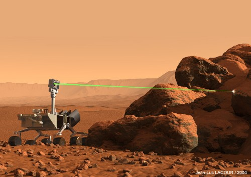 NASA's Curiosity Rover now decides which Mars rocks to shoot all by itself