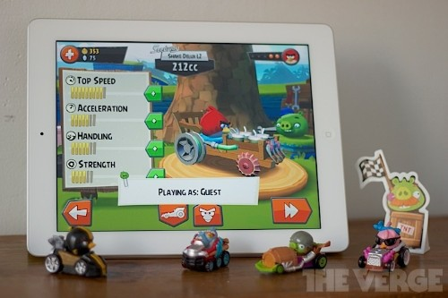 Rovio denies sharing data with the NSA through 'Angry Birds'