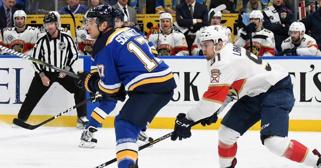 Panthers at Blues Preview: Florida is fighting to stay in the hunt