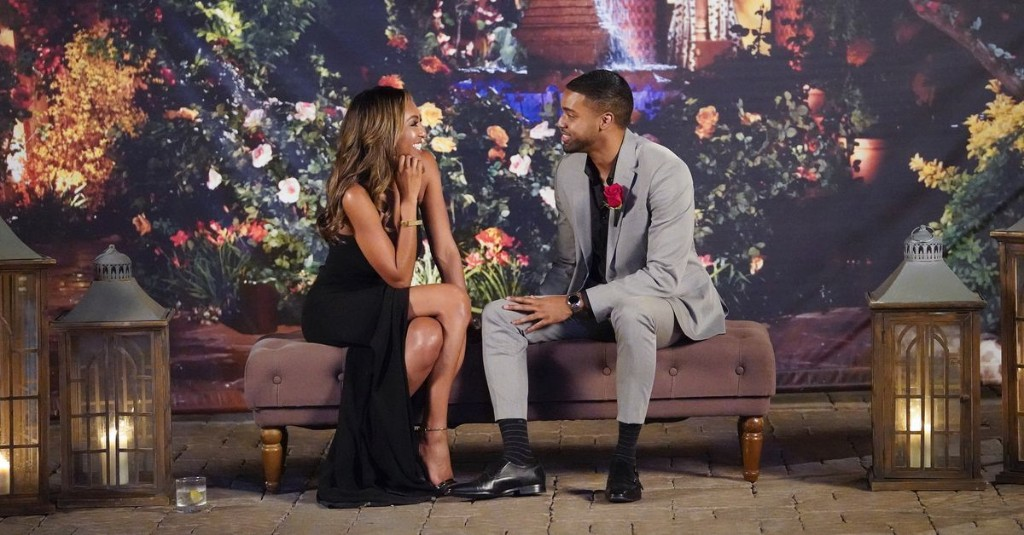 We Finally Got a Real Conversation About Race on 'The Bachelorette.' Plus, Gross Smoothies and Lots of Chris Harrison.