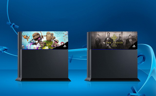 Did you know your PlayStation 4 has a customizable faceplate?