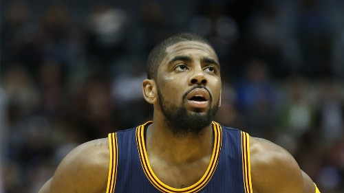 Watch all of Kyrie Irving's clutch shots