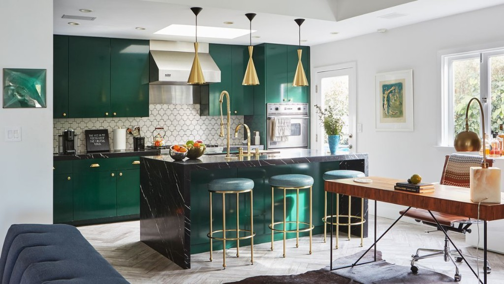 24 irresistible kitchen and dining rooms to inspire you this holiday season