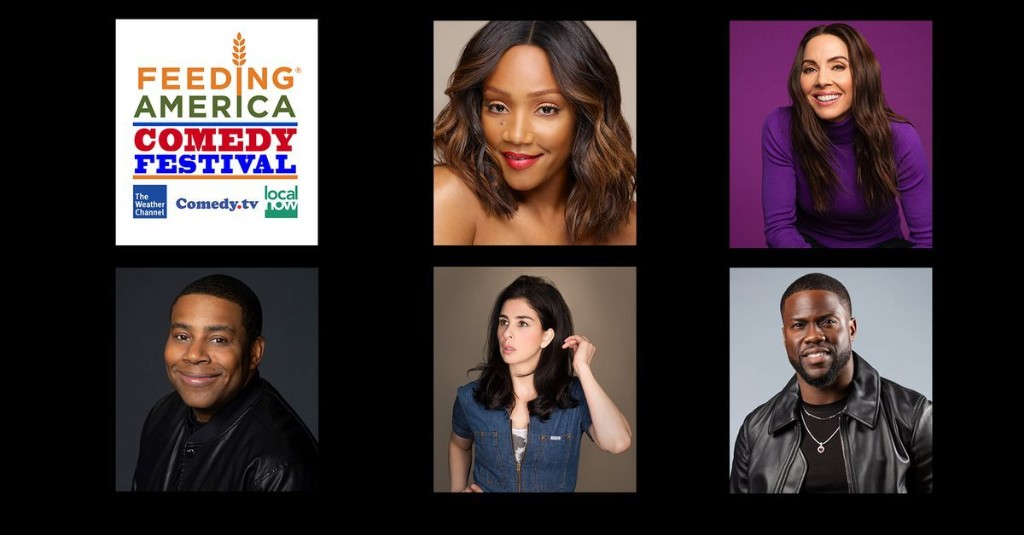 Your Favorite Comedians Are Teaming Up with Feeding America To Raise Money For Families Impacted By COVID-19