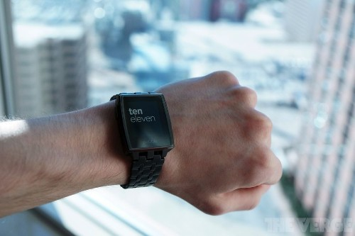 The striking Pebble Steel could change your mind about smartwatches