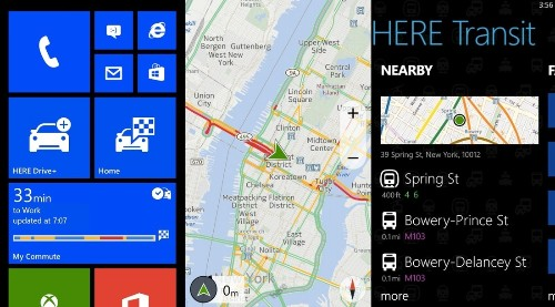 Nokia's navigation apps for Windows Phone 8 will learn your commute, provide traffic updates