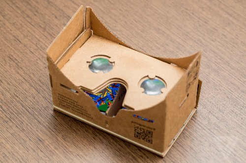 Google is open sourcing Cardboard now that the Daydream is dead
