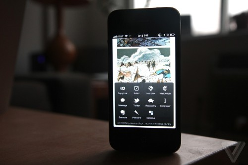 Reeder for iPhone now supports standalone RSS and Feedbin, Google Reader no longer required