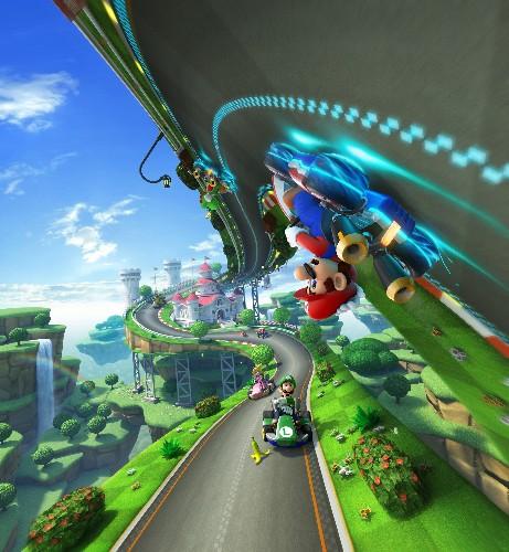 The best 'Mario Kart' ever