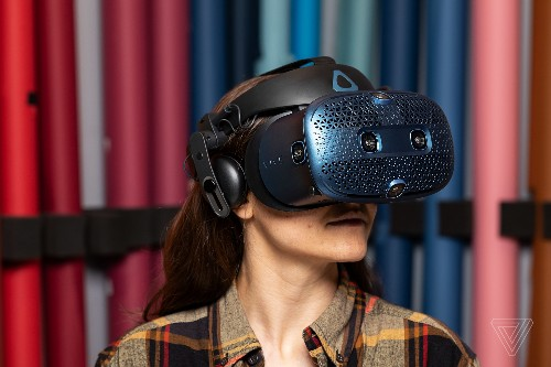 HTC unveils new Vive Cosmos VR lineup with swappable faceplates