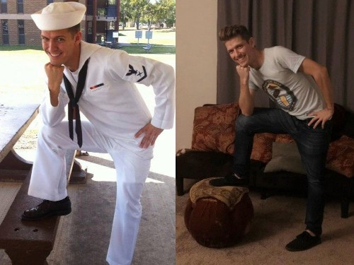 Viral mom's #HimToo post about her Navy vet son backfires incredibly