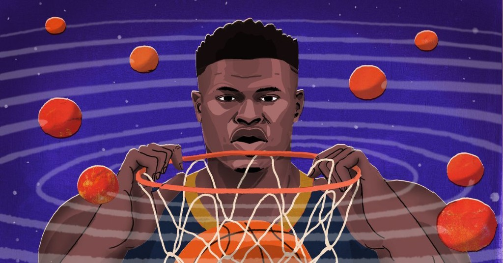 How Zion Became Bigger Than the Basketball Machine That Built Him