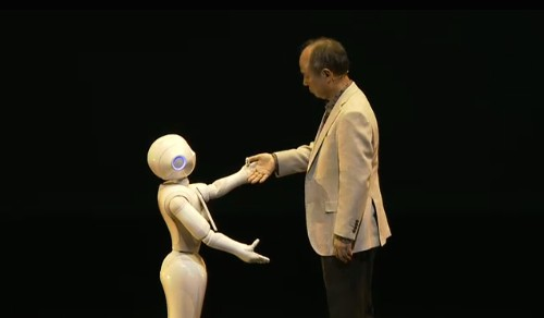 SoftBank announces emotional robots to staff its stores and watch your baby