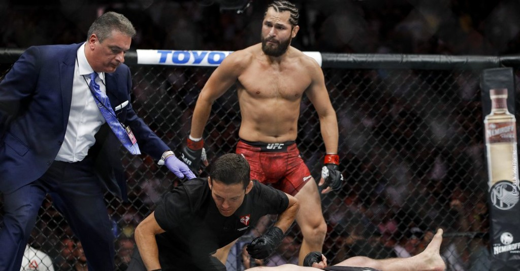 Jorge Masvidal's manager details negotiations for UFC 251 main event: It's what 'bad motherf**ers do'