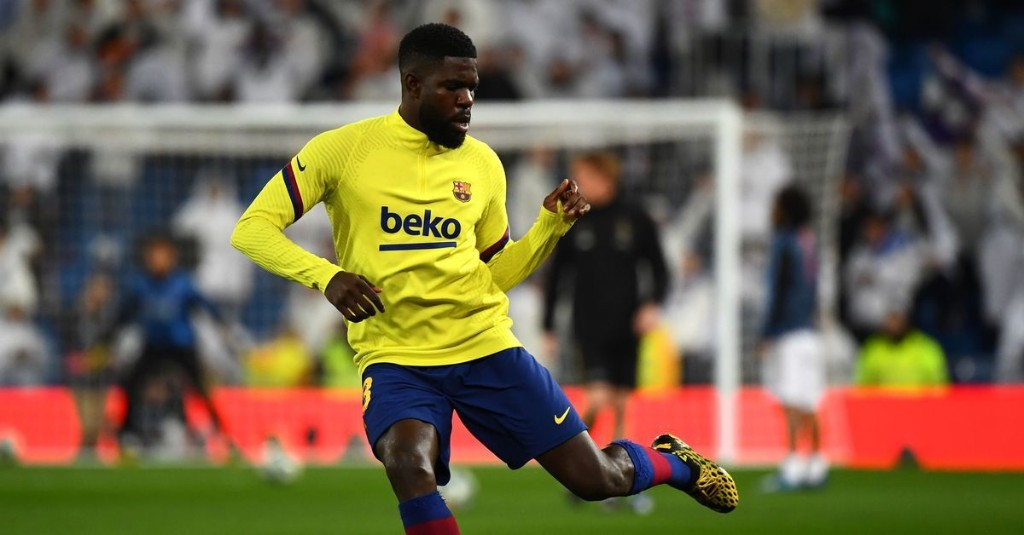Samuel Umtiti will 'almost certainly' be at Barcelona next season - report