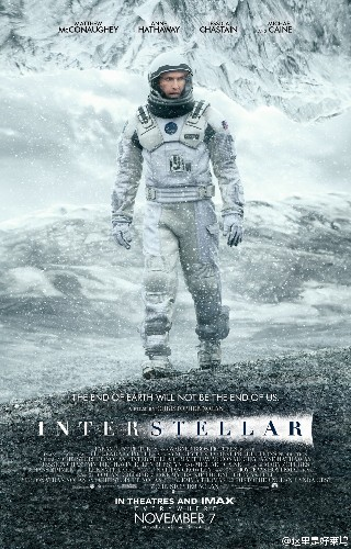 Watch an intense new trailer for Christopher Nolan's 'Interstellar'