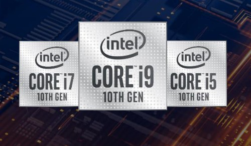 Intel's new 10th Gen chips bring 5.0GHz clock speeds to gaming laptops