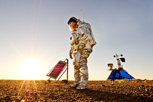 Moon shots: the far-out space suits of past, present, and future