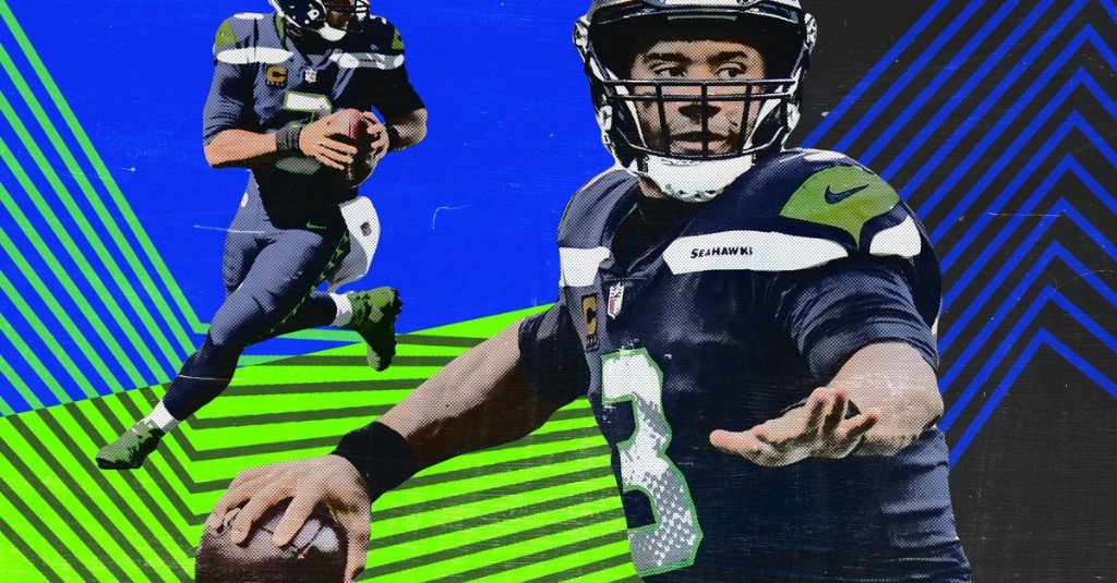 The Russell Wilson NFL Takeover Has Officially Begun