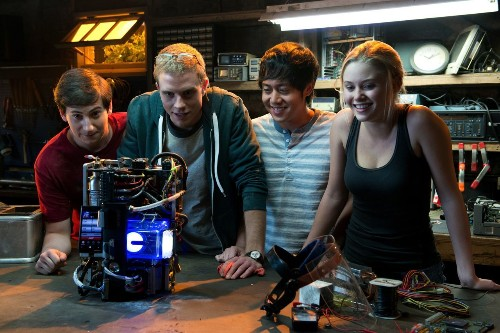 From Back to the Future to Project Almanac, a short history of suburban sci-fi