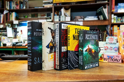 9 science fiction and fantasy books coming out this September you should add to your reading list
