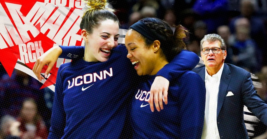 Why UConn — yes, UConn — sees itself as an underdog