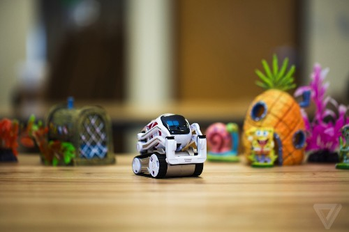 Anki's Cozmo robot is the new, adorable face of artificial intelligence