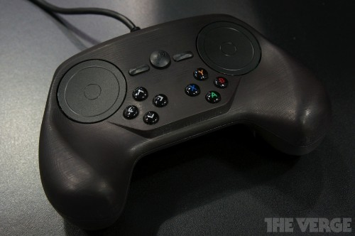 Valve's revamped Steam Controller feels less traditional than it looks