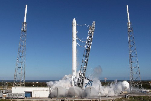 SpaceX pushes Falcon 9 rocket launch to January