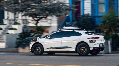 Waymo's next-generation self-driving system can 'see' a stop sign 500 meters away