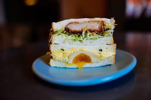 Why Everyone Loves The Egg Salad Sandwich at Portland's Giraffe Goods
