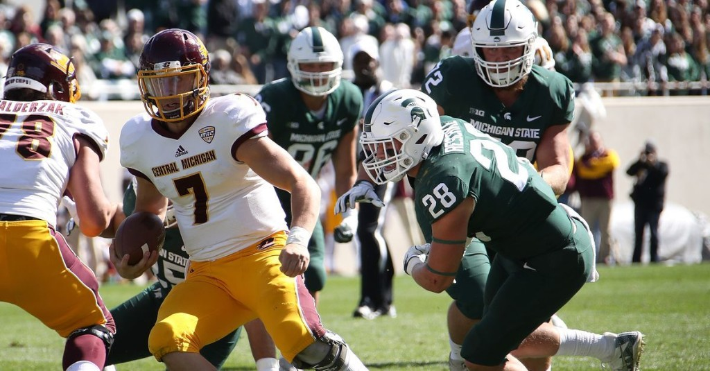 Central Michigan Granted Sports Sponsorship Waiver, Will Remain At FBS Status